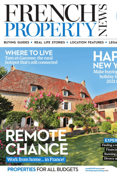 French property janvier 2021